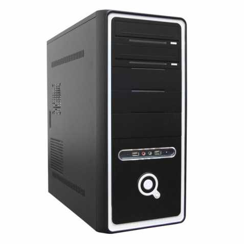 NOVÉ PC INTEL, SSD DISK 500GB HDD